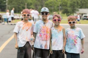 color the summer rad